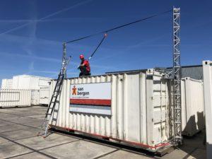 Toepassing WireworkeR op container